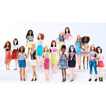 Barbie Fashionistas - Todos Los Modelos