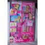Muñeca Barbie Entrenadoras De Perros. Mattel.