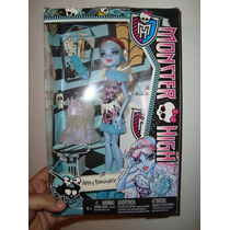 Monster High Abbey Bominable Nueva Original Cerrada Mattel