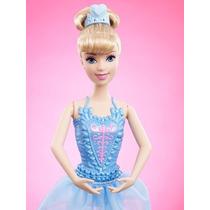 Cenicienta Princesa Bailarina Disney Mattel En Zona Sur