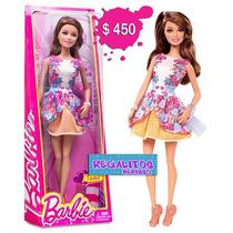 Barbie. Teresa. Fashionista. Original Nueva!!!