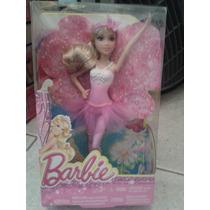 Muñeca Barbie Mariposa Pequeña