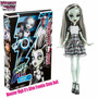 Muñeca Monster High Frankie Ghouls Alive Luz Sonido Zona Sur