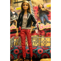Barbie Style Fashionista Sandalias Y Chatitas Muñeca Niñas