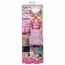 Barbie Cocinera Cheff Quiero Ser Mattel En Zona Sur