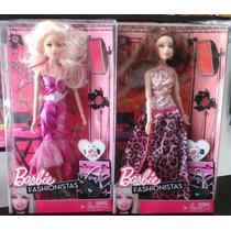 Muñecas Barbie + Accesorios Articuladas - Varios Modelos