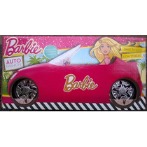 Barbie Auto Fashion Juguteria Bunny Toys