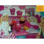 Barbie Set De Comiditas Helados Casita