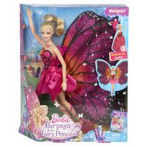 Barbie Mariposa Princesa Se Transforma Mariposa Bunny Toys