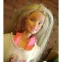 Hermosa Muñeca Barbie