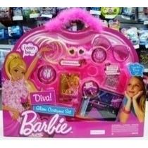 Set De Barbie Con Acces Diva Xml Bbda10