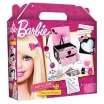 Barbie Linea De Arte Madera Percherito Lentes