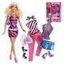 Barbie Moda Fashion. Vestidos Zapatos Y Accesorios !!!!