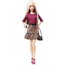 Barbie Fashionistas. Diferentes Modelos- Mattel