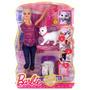 Barbie Y Enseña A Sus Mascotas- Mattel