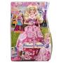 Muñeca Barbie Princesa Popstar 2 En 1 Canta