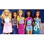 Barbies Fashionistas 2015 Nuevos Modelos Original Mattel