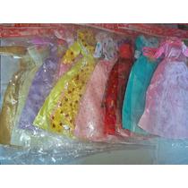Vestidos Para Muñecas Barbies Y Princesas