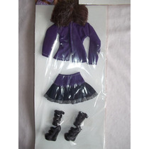 Ropa Conjunto Para Barbie Muñeca Nuevo