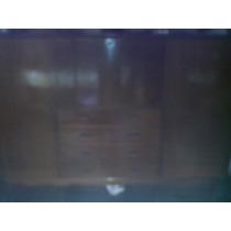 Mueble Antiguo Con Bar Incluido