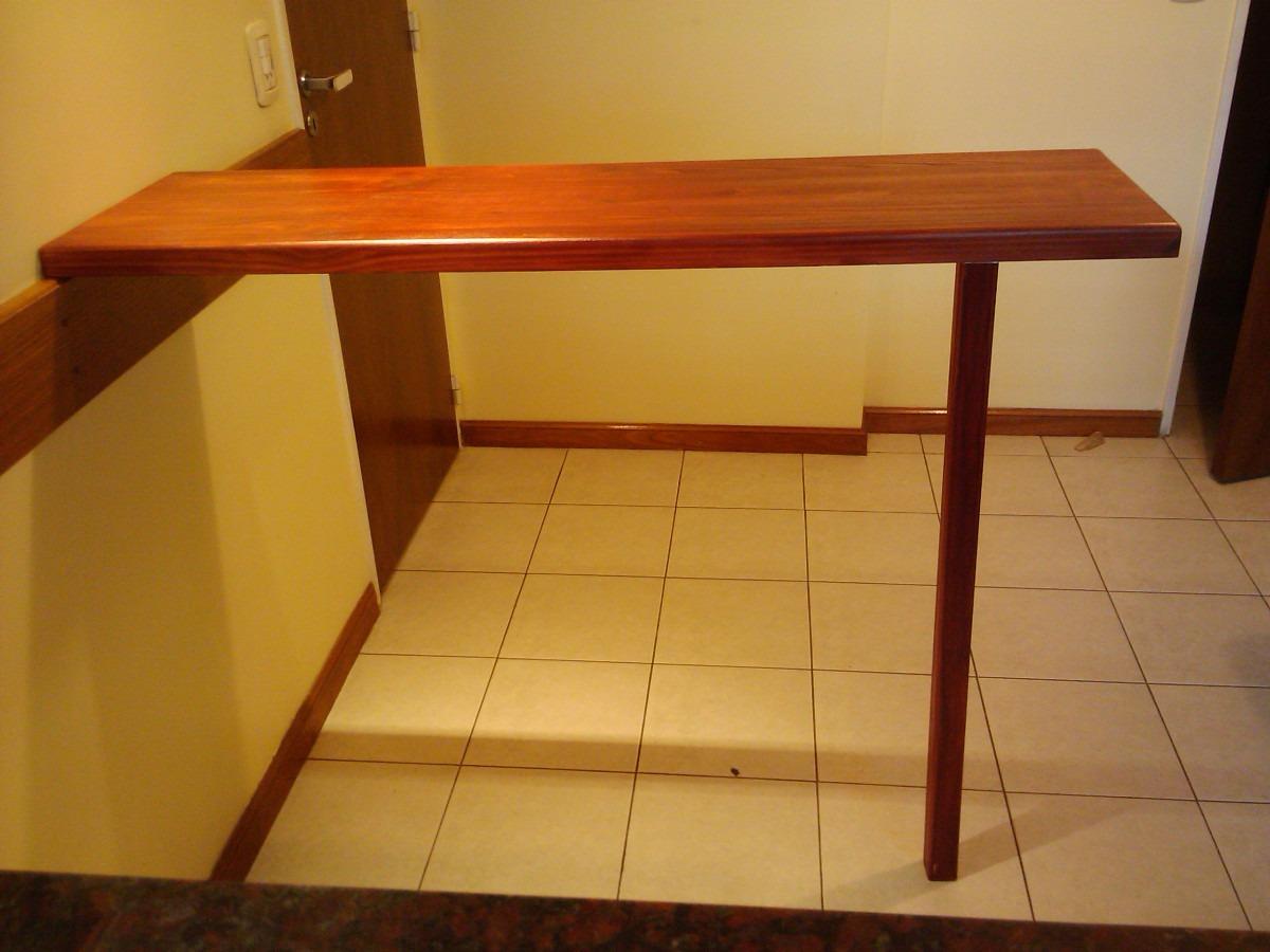 Cocina de madera verdadera armarios miami - Barras para cocinas ...