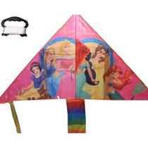Barriletes Coloridos Princesas Mickey Winnie Pooh Gabym