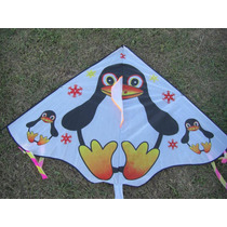 Barriletes Pinguino Gabym