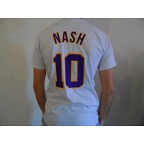 Remeras Estampadas Basket Nba Los Angeles Lakers Kobe Bryant