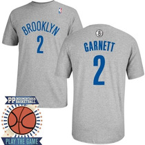 Remeras Estampadas Nba Brooklyn Nets Jugador Que Quieras