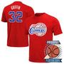 Remeras Estampadas Basket Nba Angeles Clippers Chris Paul