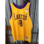 Camiseta Nba (1ra Marca) Usa,los Angeles Lakers #8 Talle Xxl