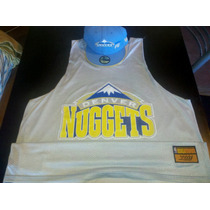 Combi Denver Nuggets Camiseta Y Gorra Plana New Era Jordan