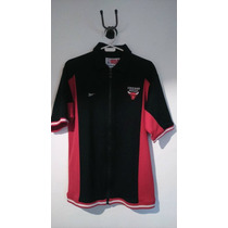 Campera Chicago Bulls Reebok Oficial Nba