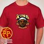 Remera Nba Cleveland Cavaliers Lebron James Mvp King James