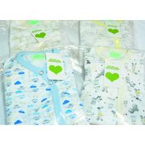 Batitas De Algodón Para Bebés Pack X 5 Unidades Surtidas