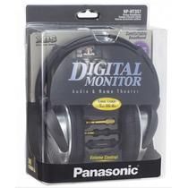 Panasonic Auricular Ht357 Forrado Control Volumen En Cable