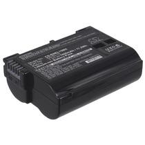 Batería Para Nikon En-el15, D7000, D800, 1600mah - Once