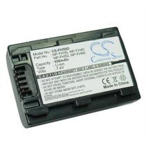 Batería Para Sony Np-fh50, Dcr-dvd308, 650mah - Once