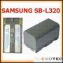 Batería P/ Samsung Sb-l320 / Sbl320 Mejor Que L160