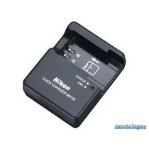 Cargador Nikon D3000 D5000 D40 D60 D40x D60 En-el9 Enel9a