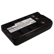 Bateria Bn-v20 6v 2100mah P/ Jvc Gr-ax110 Ax210 Ax30u Ax200