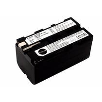 Batería Para Sony Np-f750, Dcr-trv125, 4400mah
