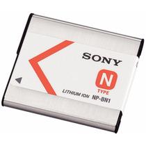 Bateria Recargable Sony Serie N Np-bn1 Fotografia Original