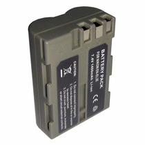Batería P/ Nikon En-el3e Enel3e En-el3 D300 D700 D900 D90