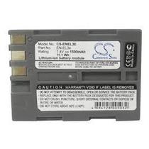 Bateria En-el3e Para Nikon D100 D50 D70 D80 D90 D200 D300