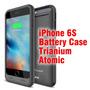Iphone 6s Bateria Externa Carcaza Cargador Portátil Case