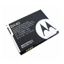 Bateria Motorola Bx40 I9 Miolo U9 V8 V9 V9x Zn5