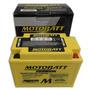 Bateria Motobatt Gel Mbtx9u Ytx9s-bs / Ytz12s Suzuki Quilmes