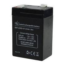 Bateria Gel 6v 4ah Luces De Emergencias Juguetes Linternas