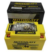 Bateria Motobatt Gel Ytz10s / Mbtz10s Ytx7abs Gel Agm